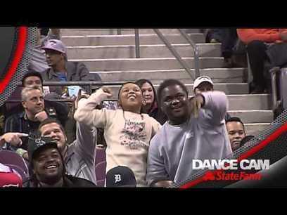 Detroit Pistons | Dance Cam: Nov. 19, 2013 | Baseball | Scoop.it
