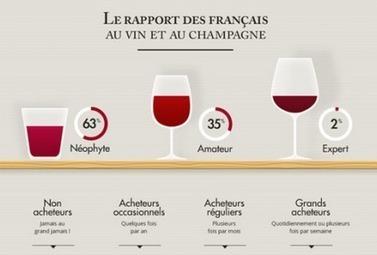 Le rapport des français au vin en quelques chiffres - Magazine du vin - Mon Vigneron | Dr. Wine | Scoop.it