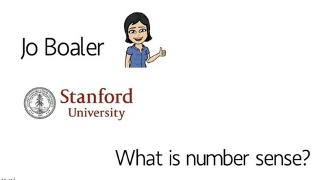 What is number sense? | Teacher Engagement for Learning | Scoop.it