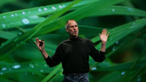 The Steve Jobs emails that show how to win a hard-nosed negotiation   Pleasure Doing Business   Scoop.it