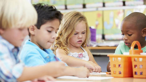 How Are Kindergarten Teachers Balancing More Rigorous Standards? | Great Teachers + Ed Tech = Learning Success! | Scoop.it
