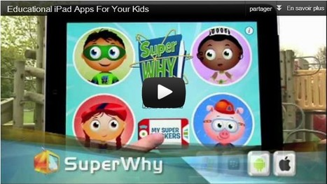 Learn It In 5 - iPad apps for kids | Apps and Widgets for any use, mostly for education and FREE | Scoop.it