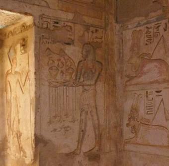 La fête du Nouvel An existait bien en Égypte ancienne ! - ânhk - le ... | Egypte antique | Scoop.it