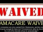 Obama Failure: How's That Obamacare Waiver Workin' Out for Ya? – Patriot Update | News You Can Use - NO PINKSLIME | Scoop.it