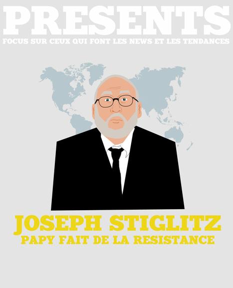 Presents Magazine - Joseph Stiglitz   Creative Art Moodbook   Scoop.it