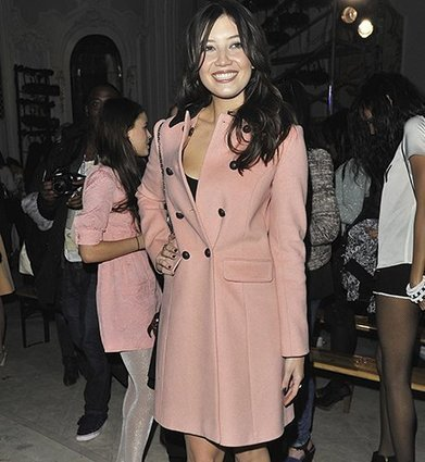 Pink coats are in fashion – but is that reason enough to buy one? - The Guardian | everything about fashion | Scoop.it