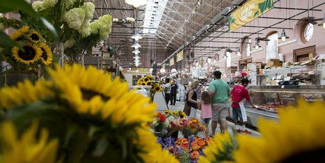 A Paris, des halles alimentaires pour bien se nourrir de manière équitable | Des 4 coins du monde | Scoop.it