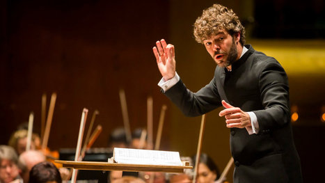 Pablo Heras-Casado Conducts the New York Philharmonic | OperaMania | Scoop.it