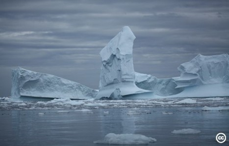 #Antarctica has hottest day ever recorded as ice melt accelerates #science #methane #permafrost | Limitless learning Universe | Scoop.it