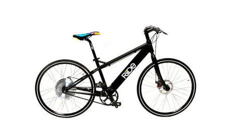 Riide: bicicleta eléctrica que es más liviana que cualquier otra | Deporte sostenible UNDAV | Scoop.it