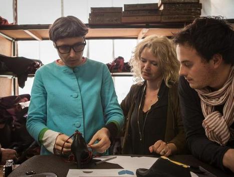 Arnaud Thersiquel réinvente la chaussure «made in France» | Ateliers Tersi : la chaussure d'art | Scoop.it