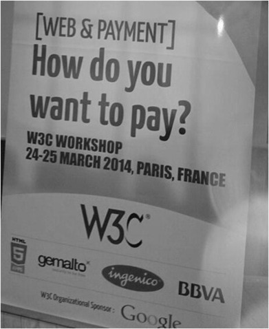 Two days of #W3C workshop about #web and #payment via @poulpita | #Security #InfoSec #CyberSecurity #Sécurité #CyberSécurité #CyberDefence | Scoop.it