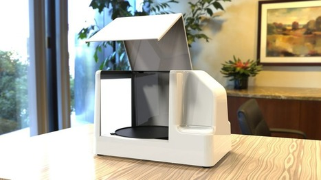 CADScan 3D: The Easy to Use, Low Cost 3D Scanner | AllThings3D | Scoop.it