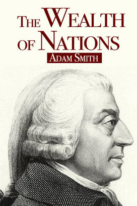 Rare first edition of Adam Smith's The Wealth of Nations goes on sale | Publishing News Industry | Scoop.it