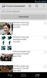 Picture Downloader 2.3.7 | Get Android APPs APK | Media Education | Scoop.it