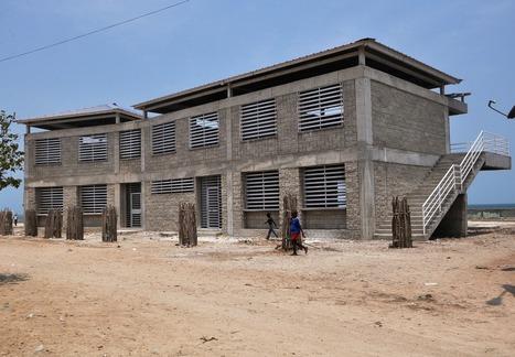 Nuevo bloque de aulas será acondicionada en Tierra Bomba | Cartagena de Indias - 8º edición de boletín semanal | Scoop.it