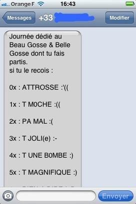 Spam SMS : la répression des fraudes annonce avoir lancé une dizaine de procédures | Charentonneau | Scoop.it