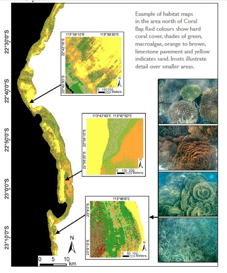 Mapping marine and terrestrial habitat in Ningaloo reef | Water Quality | Scoop.it