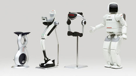 The Rise of Robots – and Decline of Jobs – Is Here | leapmind | Scoop.it