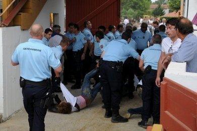 Rion-des-Landes : huit blessés dont un grave parmi les anti-corridas | My global Bordeaux | Scoop.it