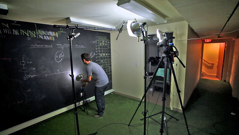 The Down & Dirty DIY Lighting Kit | Wistia Learning Center | Mastering Online Video | Scoop.it