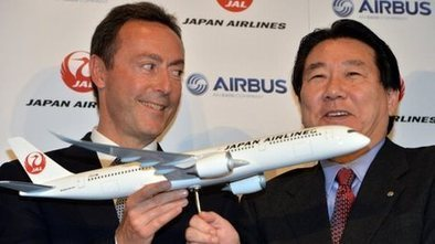 Airbus takes on Boeing in Japan | Aviation innovations | Scoop.it