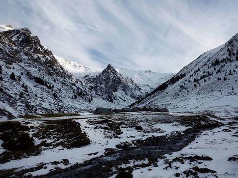 Le Moudang vire au blanc - Hugues Enond - décembre 2014   Facebook   Vallée d'Aure - Pyrénées   Scoop.it