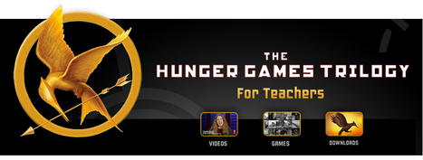 Hunger Games Trilogy Teaching Resources | Mobile Technology (Apps,BYOD, Tablets etc) | Scoop.it