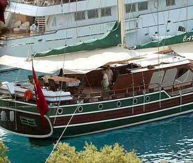 Yacht gulet charter turkey and blue cruise holidays in turkey | TURKYACHT | Scoop.it