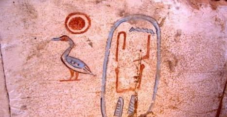 EGYPTE. Un Pharaon méconnu sort des sables du désert | Aux origines | Scoop.it
