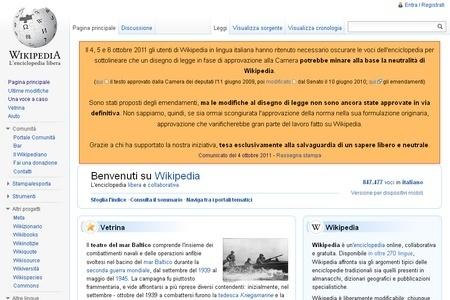 Au commencement était le web : Wikipédia 1 – Berlusconi 0   Média et société   Scoop.it