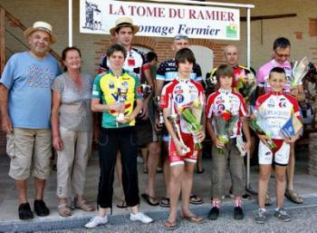 Montauban : 155 coureurs pour un fromage | thevoiceofcheese | Scoop.it