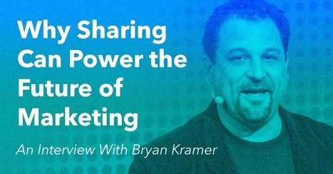 Why Sharing Can Power the Future of Marketing | Digital Brand Marketing | Scoop.it