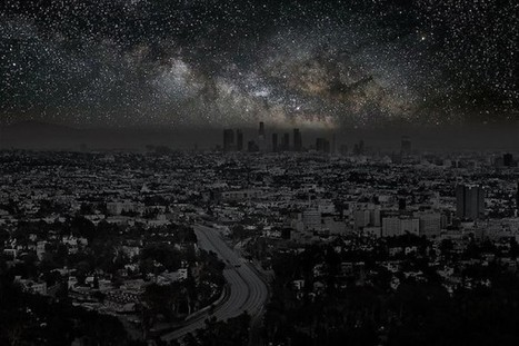 Creative Visual Art | Art & Design Blog – Darkened Cities – Famous Skylines without the lights | Photography Today | Scoop.it