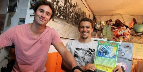 Biarritz : la Rat's Cup, trois jours de surf et de musique | BABinfo Pays Basque | Scoop.it