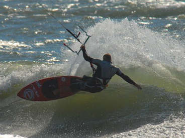 Kitesurfing lecturers promote new Extreme Sports Engineering course | Sport innovation | Scoop.it
