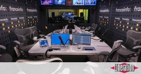 Franceinfo: une nouvelle chaîne qui fait du beau avec l'info | La Lorgnette | Scoop.it