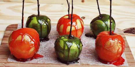 The Best Apple Recipe Is A Candy Apple Recipe (PHOTOS) - Huffington Post | Candy Buffet Weddings, Events, Food Station Buffets and Tea Parties | Scoop.it