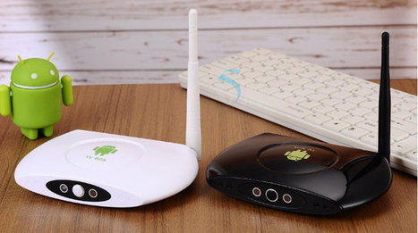 $37 Shenzhen Visson V5 Android TV Box Features AllWinner A20 SoC | Embedded Systems News | Scoop.it