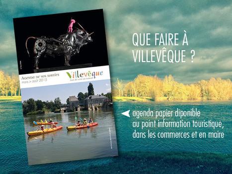 Vos activités & sorties à Villevêque - Villevêque | Villevêque, l'art de vivre au naturel | Scoop.it