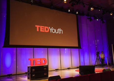 TEDYouth Session 1: Just like school … not! | Transliterate | Scoop.it
