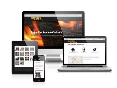Houston Grill Cleaning Launch | Breadcrumb Design Studio | Pressure Washing News | Scoop.it