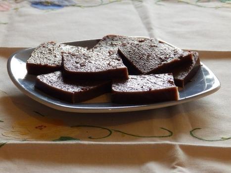 Recette de cuisine Gelée de haricots azuki | Nos recettes du monde | Recettes de Cuisine du Monde | Scoop.it