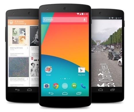 Nexus 5 : sera-t-il le grand absent chez Free Mobile, SFR et Orange ? | Free Mobile, Orange, SFR et Bouygues Télécom, etc. | Scoop.it