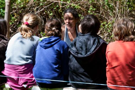 Celle qui enseigne la permaculture aux enfants | Economie Responsable et Consommation Collaborative | Scoop.it