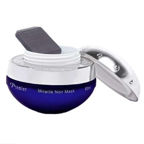 Mask Miracle Noir - FACIAL TREATMENT | Beauty | Scoop.it