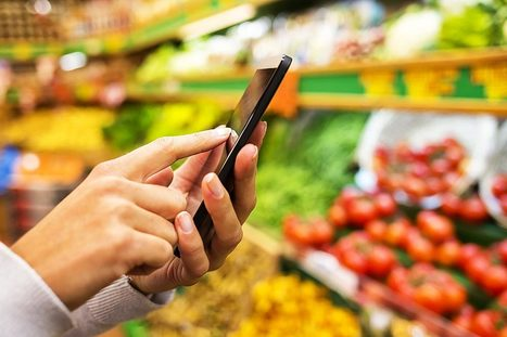 12 Apps To Help You Avoid GMOs and Pesticides While Shopping - Organic Connections | Searching for Safe Foods | Scoop.it