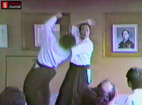"""See for yourself! """"What was Koichi Tohei, 10th dan, teaching after the Aikikai?"""" 