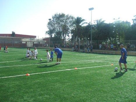 Training   Águilas Soccer School - Spain   Scoop.it
