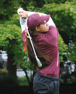Girls golf: Avon Lake's Schroeder eyeing title on fourth trip to state - Chronicle-Telegram | Junior Golf | Scoop.it
